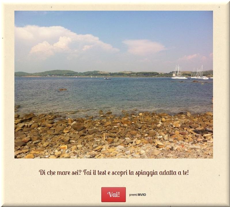 Test: scopri di che spiaggia sei