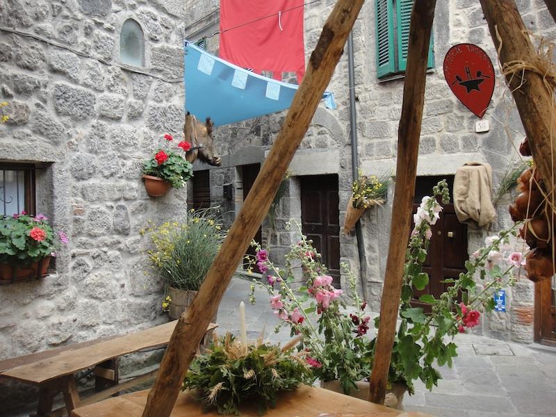 Abbadia San Salvatore Offerta dei Censi
