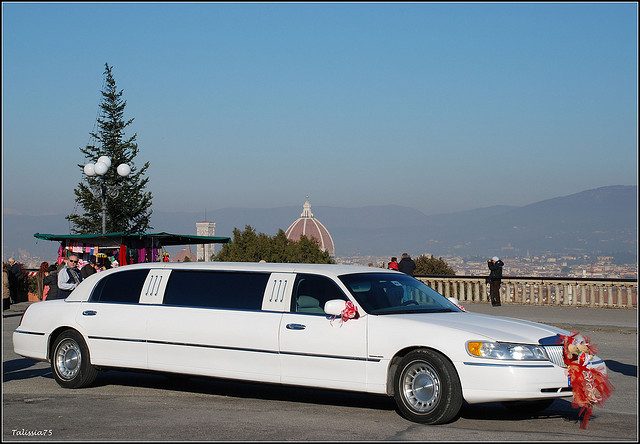 Un tour panoramico in limousine a Firenze [Photo Credits: talissia75]