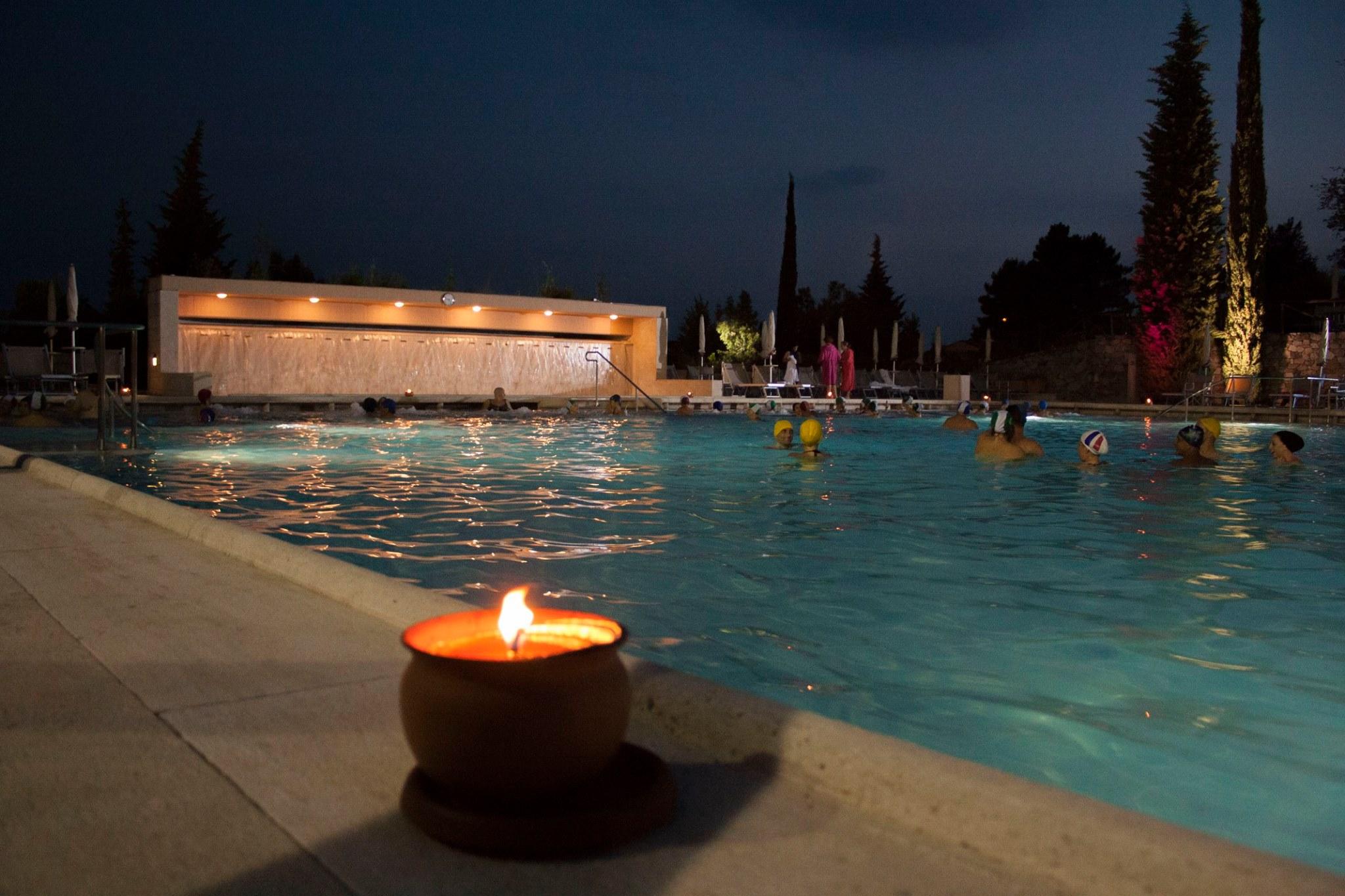 Estate alle terme in toscana per una vacanza di benessere - Grotta giusti piscina inverno ...