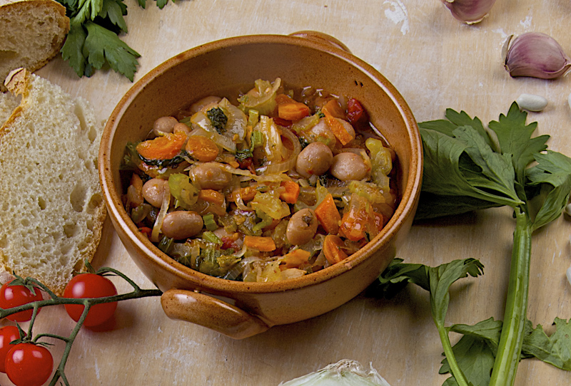 Ribollita toscana, um prato de nossa tradição