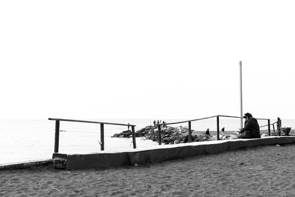 Marina di Cecina d'inverno [Photo Credits: Roberto Ventre]