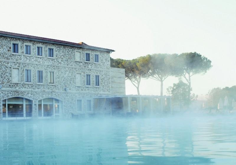 Terme in toscana rilassarsi in autunno diari di viaggio - Alberghi saturnia con piscina termale ...