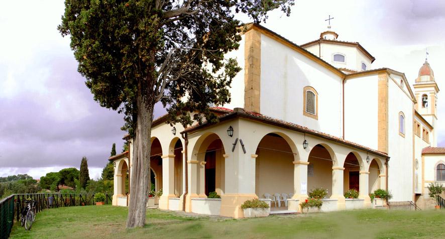 Santuario di Maria Santissima Madre della Divina Provvidenza a Pancole