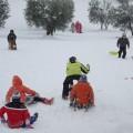 montagna toscana con bambini e famiglie