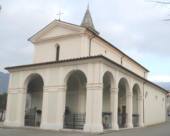 Santuario della Madonna di Valdibrana a Pistoia