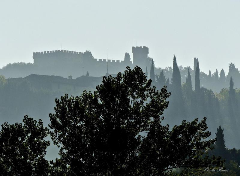 Il misterioso castello di Strozzavolpe [Photo Credits: Mirella Bruni]