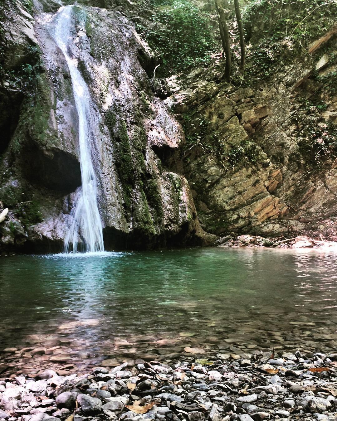 Cascate in toscana un viaggio nelle oasi diari di viaggio - Piscine rocciose ...