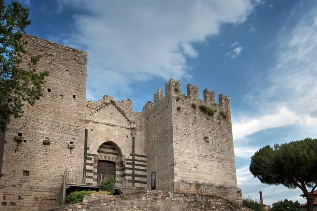 Castello dell'Imperatore di Prato - www.cittadiprato.it