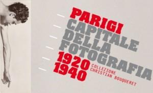 Parigi capitale della fotografia 20-40