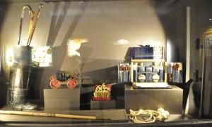 Museum in a glass box!