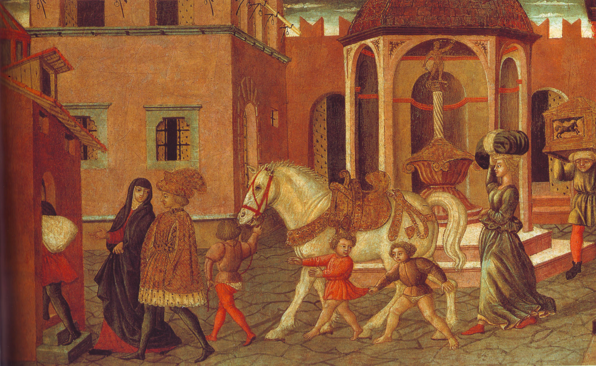 renaissance middle ages The goal of the middle ages is to help students understand the basic concepts of this historical period, including the barbarian invasions, feudalism, the crusades, the devastation of the plague, the causes of the renaissance and the beginning of the reformation.