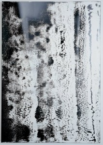 Gerhard Richter, Decke, 1988. Courtesy Collection Böckmann, Berlin at Hamburger Kunsthalle