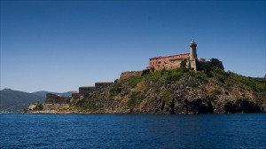 The medici fort on elba - from flickr user belboo