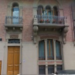 House on Via XX Settembre