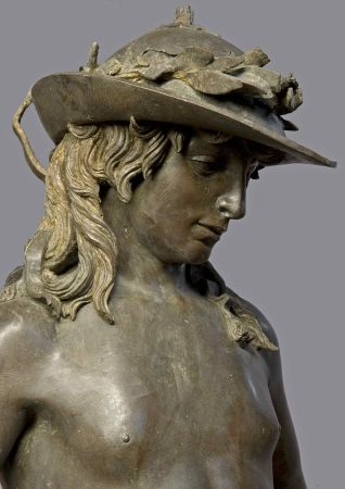 donatellos david essay Dating a work of art and determining its creator is rarely easy this task is made more difficult when there is little to no primary source documentation about the work.