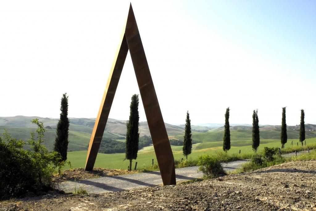 Staccioli, Fattoria di Lischeto. Portale 2009