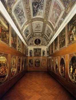 Studiolo di Francesco I in Palazzo Vecchio (photo: wikipedia)