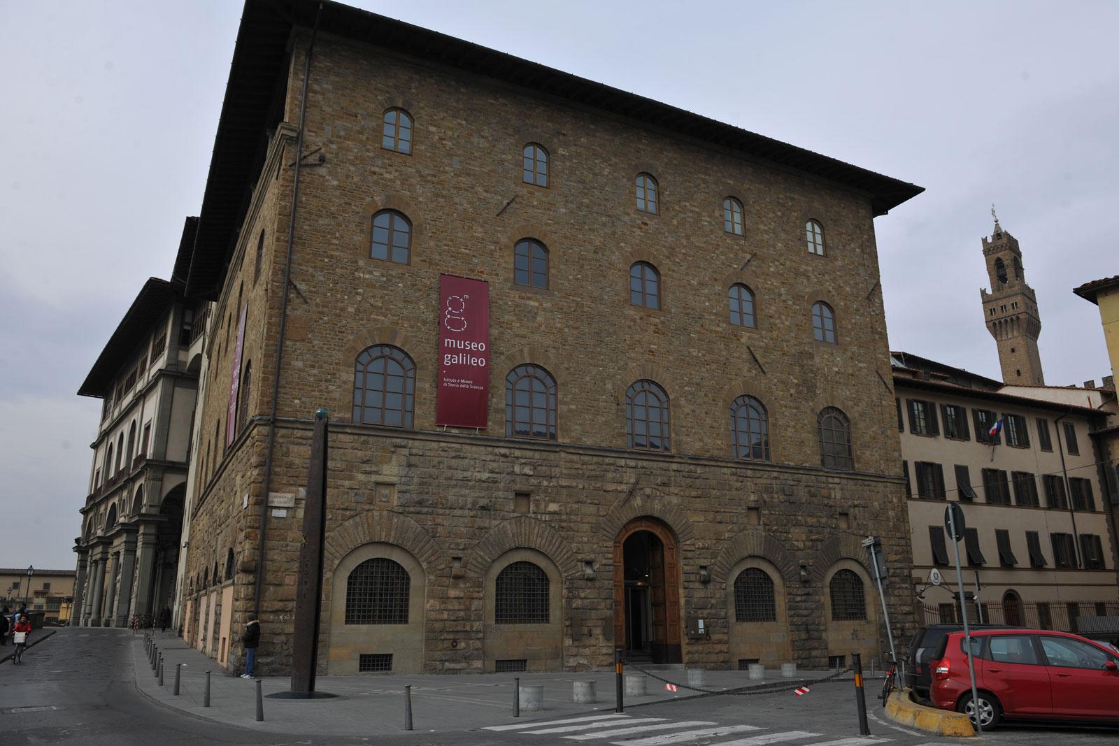 Galileo Museum Florence