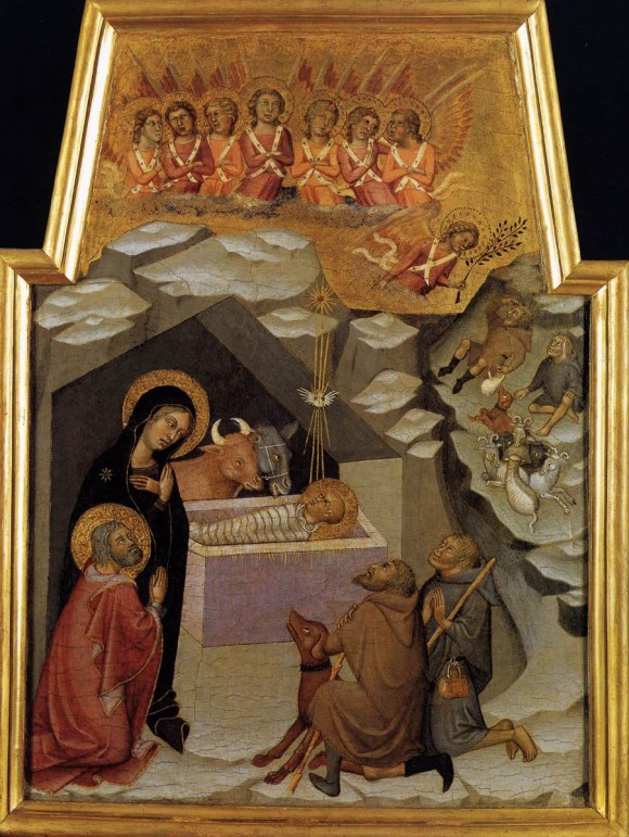 Bartolo di Fredi, Nativity