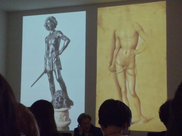 drawing Uffizi