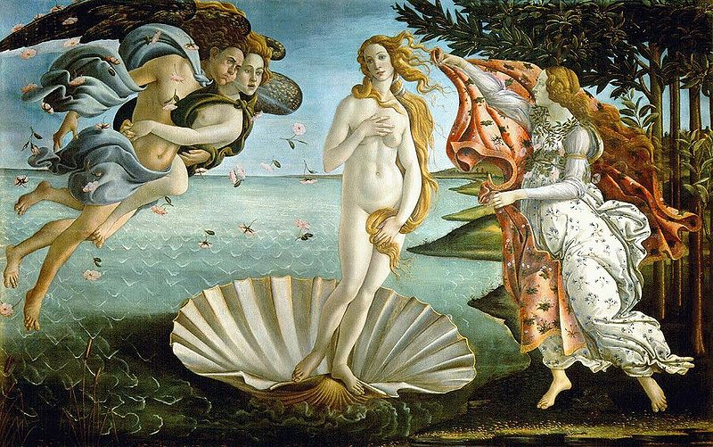 Venere Botticelli