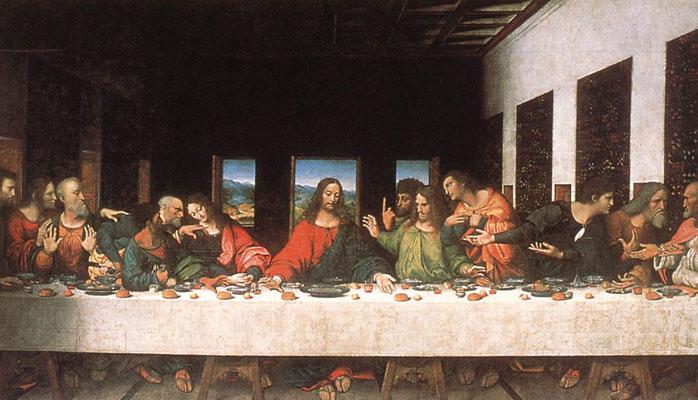 Da Vinci Last Supper