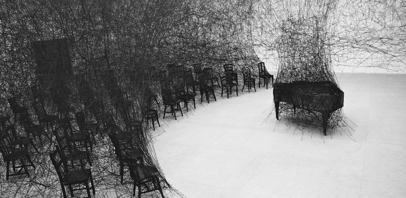 Chiharu Shiota In Silence