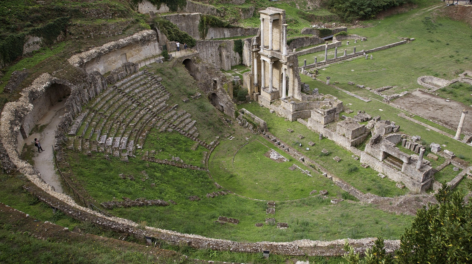 Journey through art and history to explore ancient roman