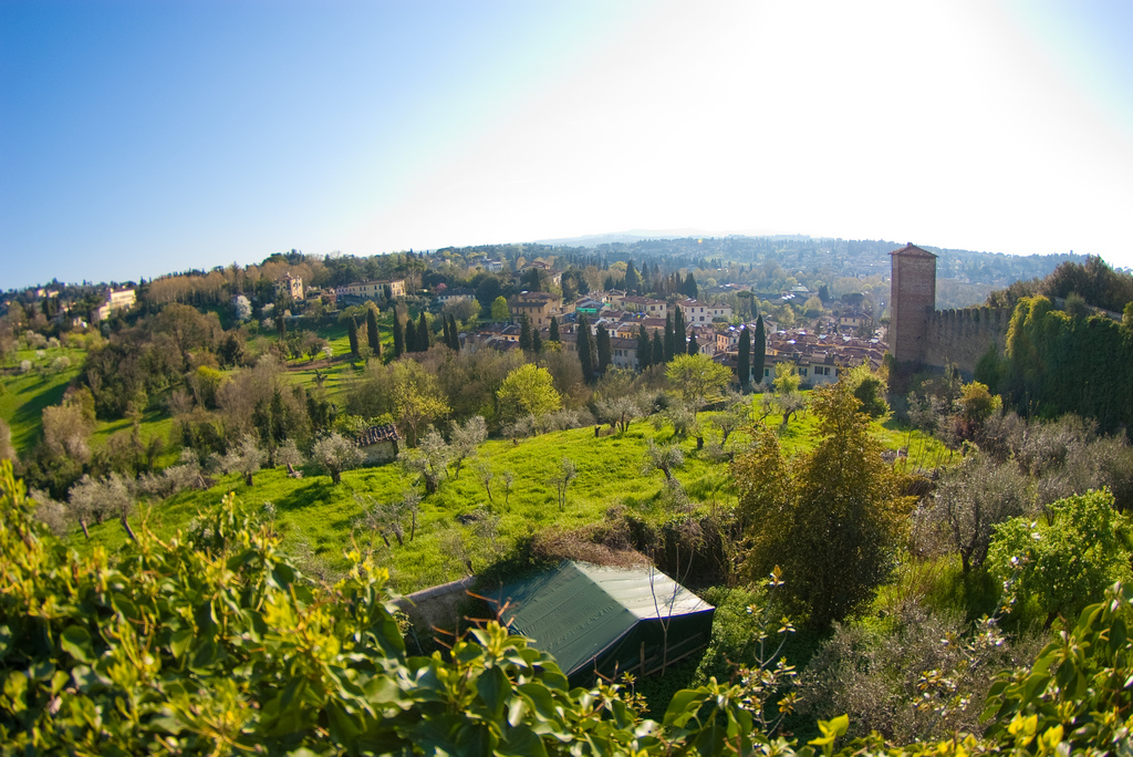 tuscany gardens