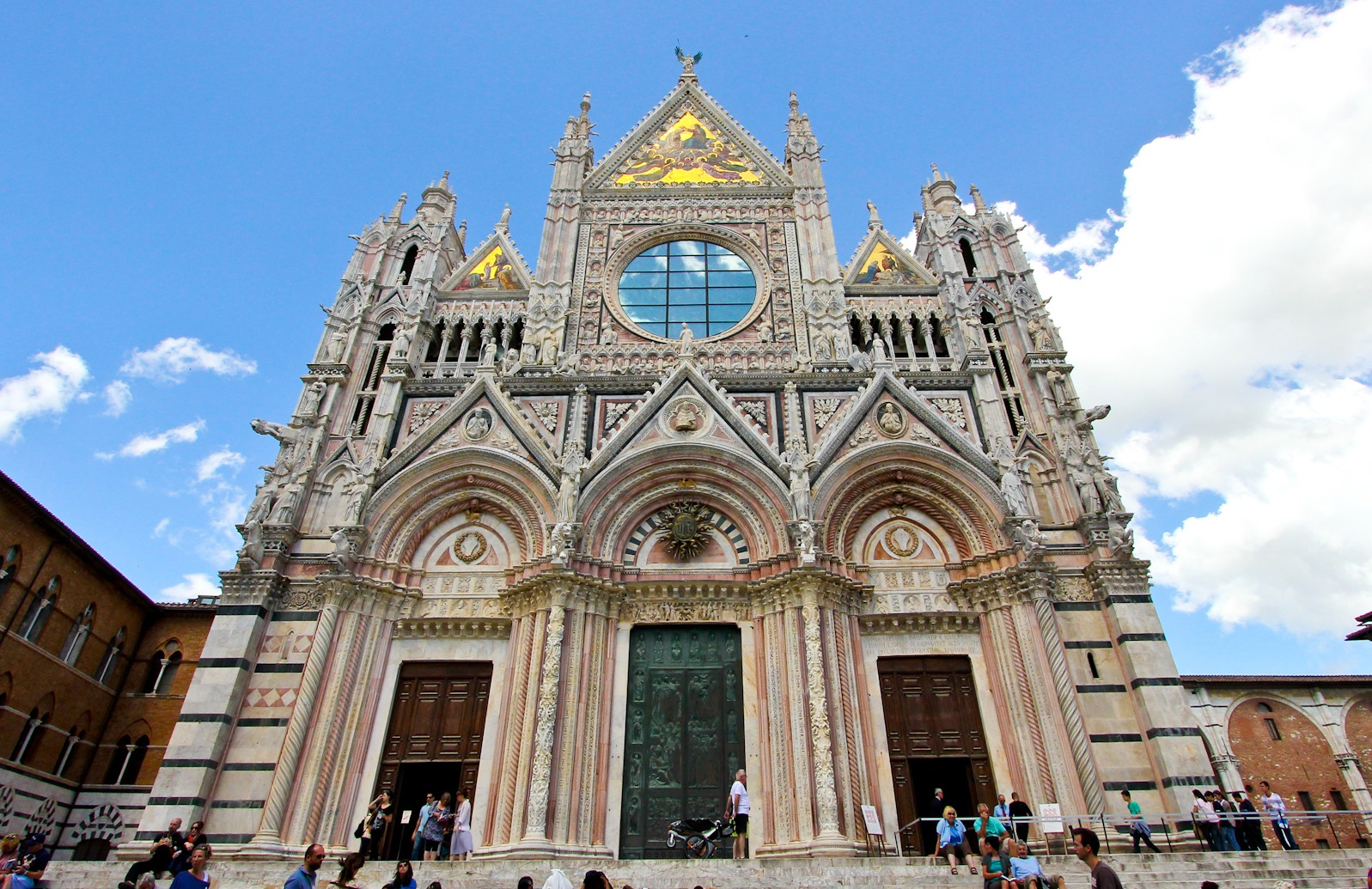 Siena Cathedral Dome