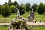 The fountain of Neptune in Boboli Gardens