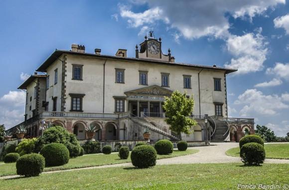 Medici Villa Ambra of Poggio a Caiano