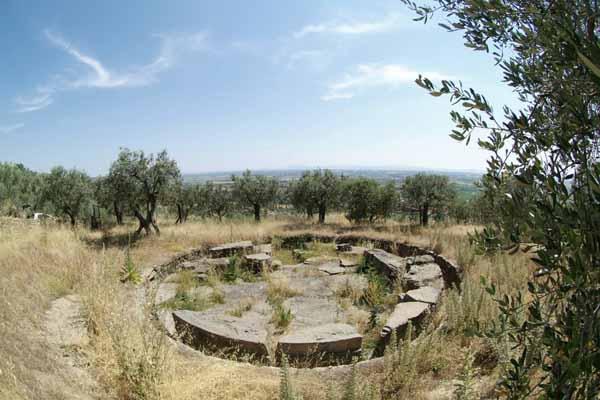 Etruscan Cortona