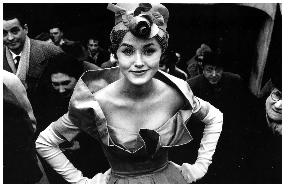 model-monique-dutto-photo-by-frank-horvat-for-jours-de-france-paris-1958