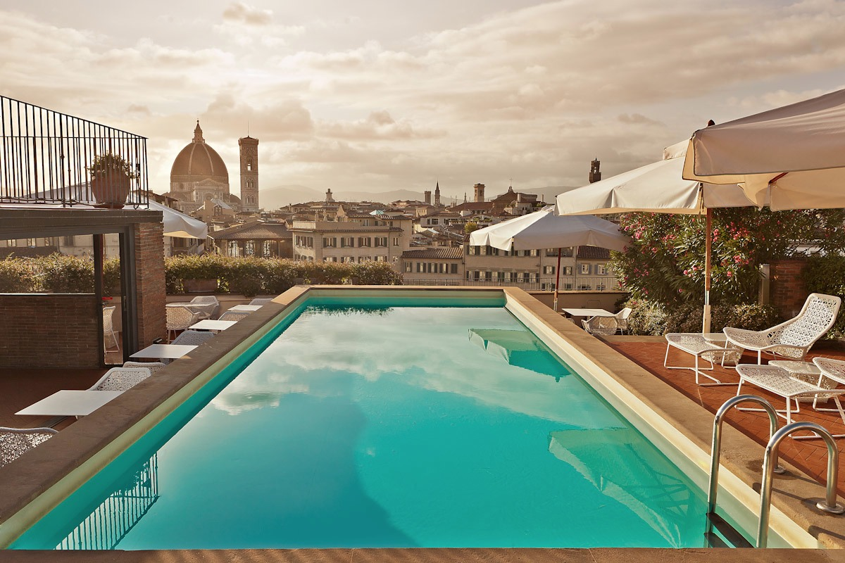 Terrace with a view florence tuscany arts art history for Hotels on the terrace