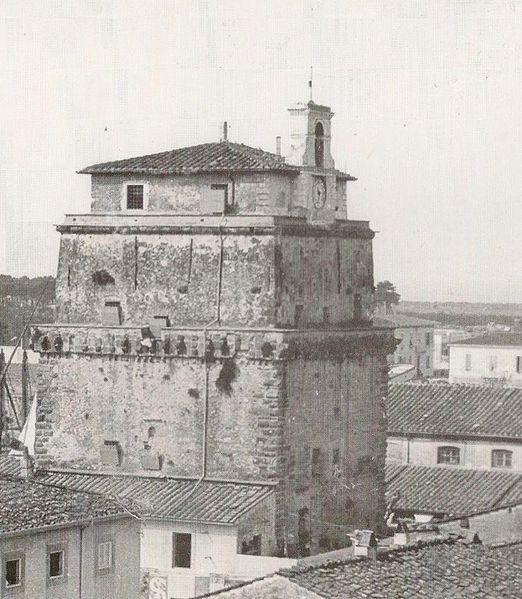 Viareggio tower