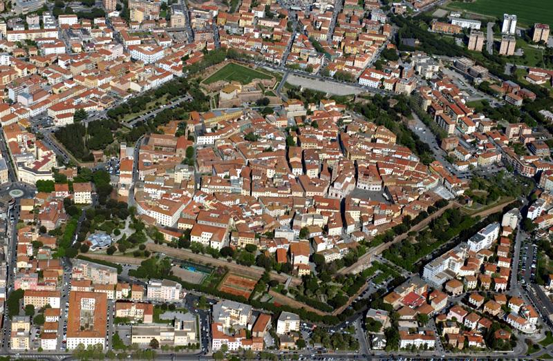 Grosseto walls mura