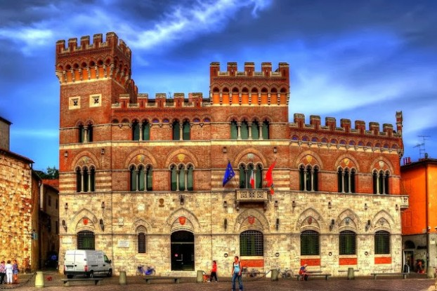 Grosseto Palazzo Aldobrandeschi
