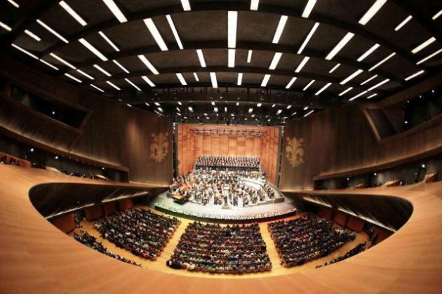 florence opera hall
