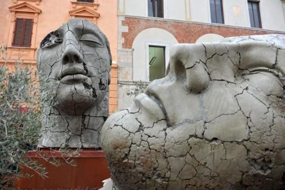 mitoraj pietrasanta