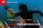 nights archaeology 2015