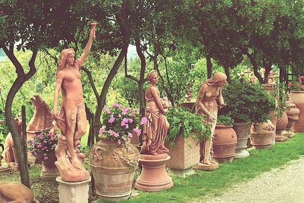 terracotta tuscany