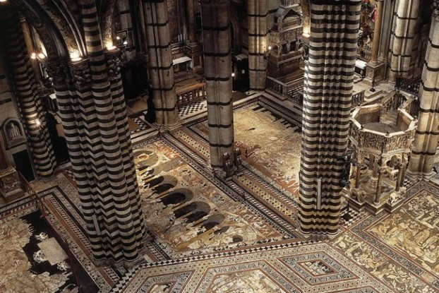 siena cathedral floor