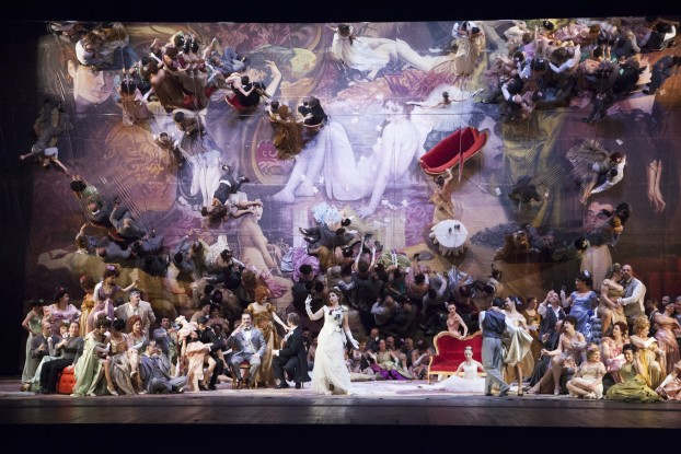 La Traviata at the Opera of Florence
