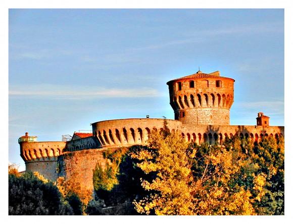 Medici fortress of Volterra