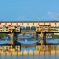 Ponte Vecchio from Ponte alle Grazie