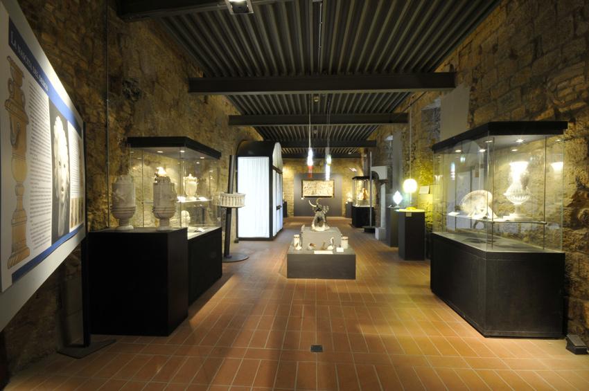 Ecomuseum of Alabaster in Volterra