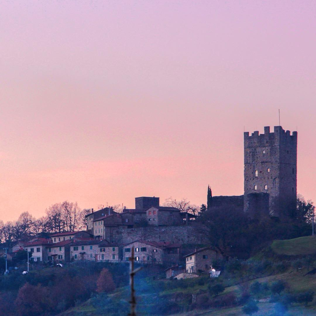 Castle of Porciano
