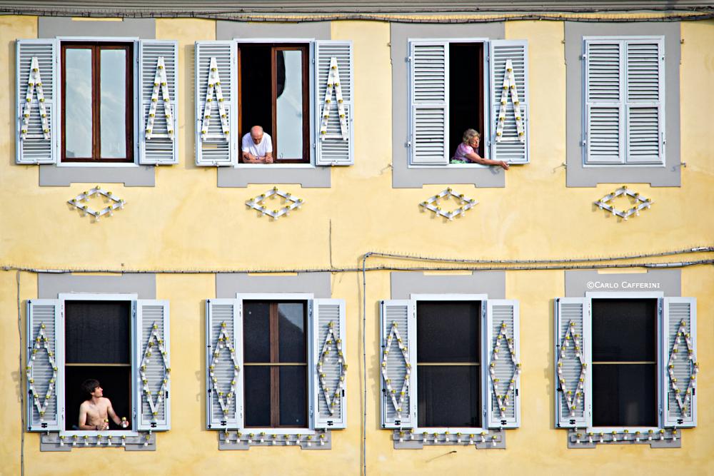 Secret code - Luminara 2015, Pisa
